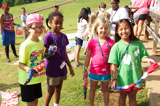 Where To Donate Arts And Crafts For Camps