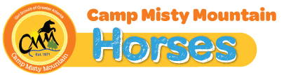 Camp Misty Mountain Horses