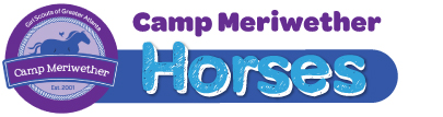 Camp Meriwether Horses