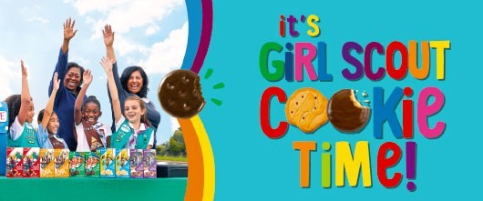 Girl Scout Cookie Program - Girls and Families