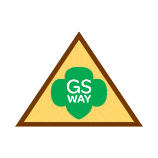 Brownie Girl Scout Way